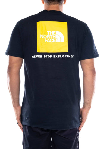 the north face urban red box tee the north face Shirt