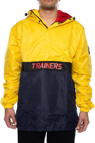 trainers beach anorak jacket trainers jacket
