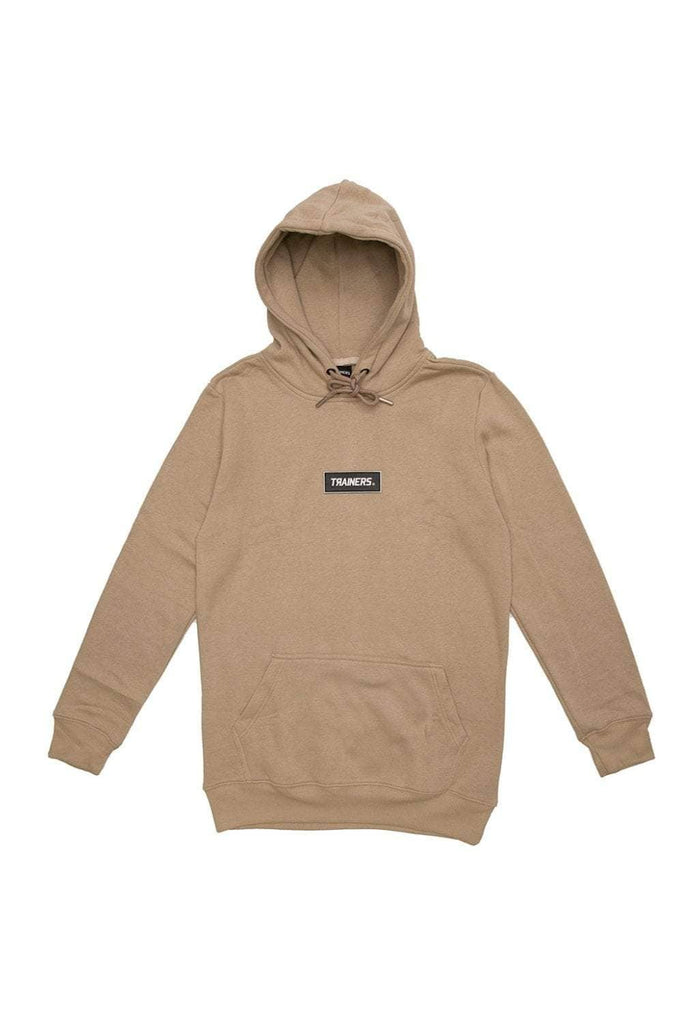 trainers v2 box logo hoody