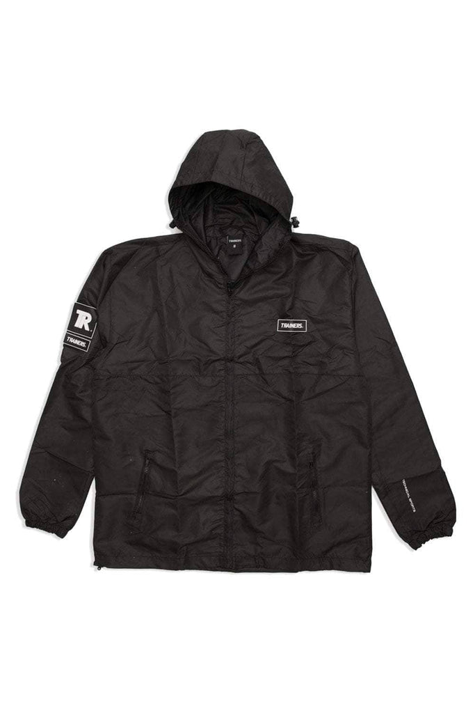 trainers mountain outer shell jacket