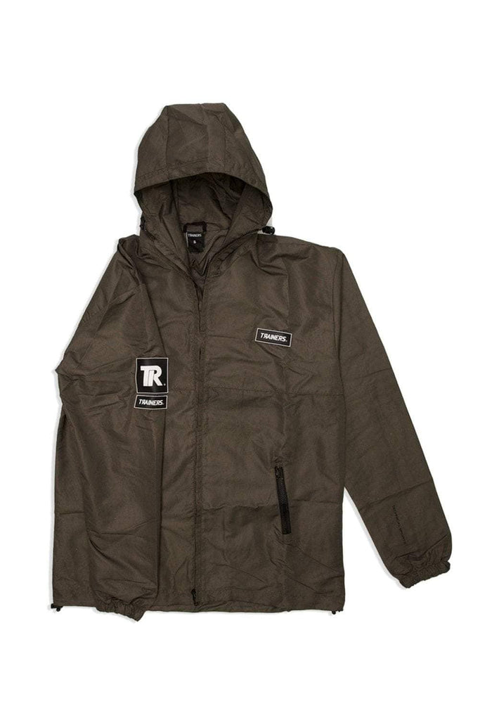 trainers jacket trainers mountain outer shell jacket