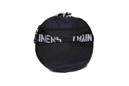 black trainers repeater sports duffle bag trainers bag