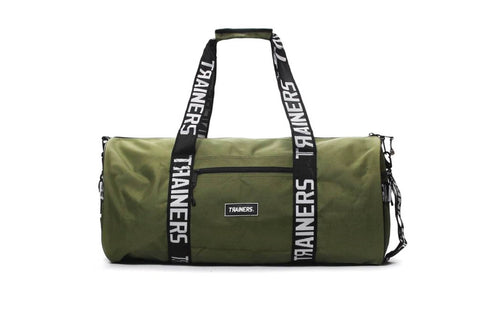 olive trainers repeater sports duffle bag trainers bag