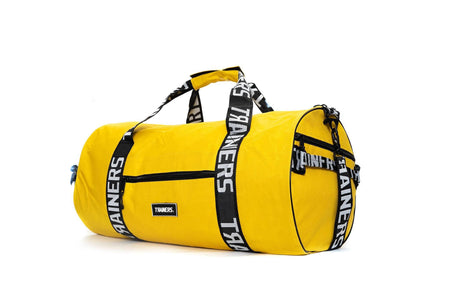 yellow trainers repeater sports duffle bag trainers bag