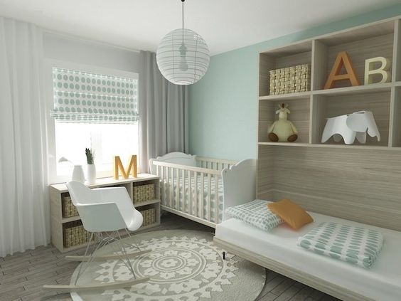 Nursery Color Trends for 2020