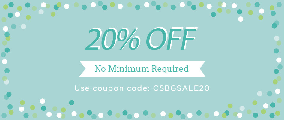 Corner Stork Baby Gifts | Coupon 20% Off Sitewide!