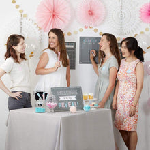 Load image into Gallery viewer, Gender Reveal Baby Shower Game Set