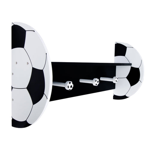 Soccer Shelf With Pegs