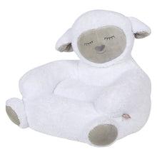 Load image into Gallery viewer, Lamb Plush Character Chair