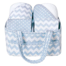Load image into Gallery viewer, 5 Piece Baby Bath Gift Sets (Multiple Colors Available)