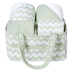 5 Piece Baby Bath Gift Sets (Multiple Colors Available)