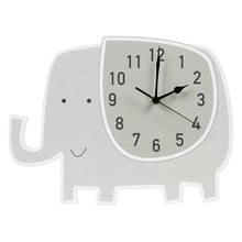 Load image into Gallery viewer, Little Peanut Elephant Wall Clock