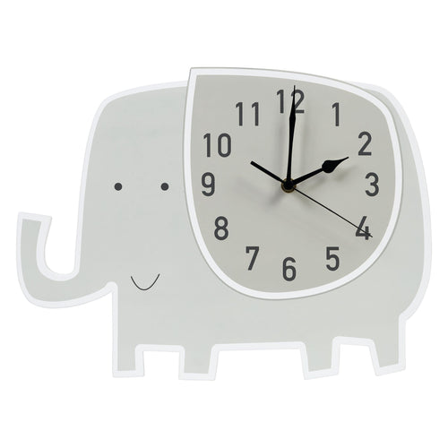 Little Peanut Elephant Wall Clock