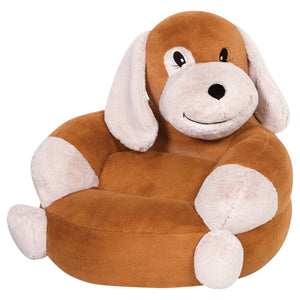 Puppy Plush Character Chair