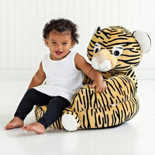 Load image into Gallery viewer, Tiger Plush Character Chair