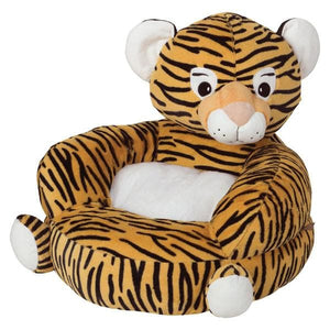 Tiger Plush Character Chair