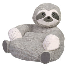 Load image into Gallery viewer, Sloth Plush Character Chair