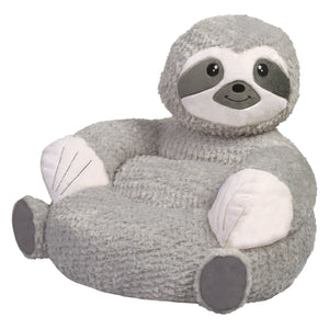 Sloth Plush Character Chair