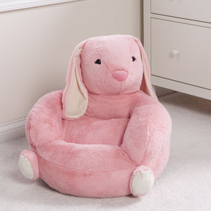 Bunny Plush Character Chair