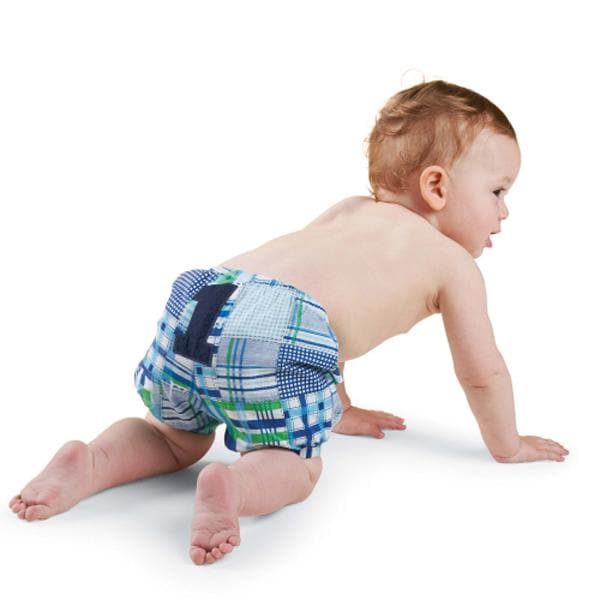 I'm One Birthday Boy Diaper Cover