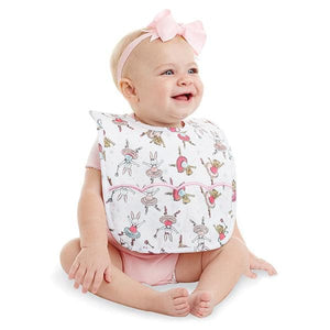 Wipe Away Ballerina Bib