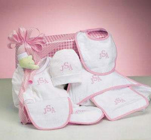 Personalized Layette - Girl