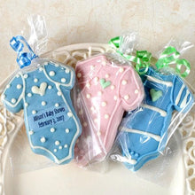 Load image into Gallery viewer, Personalized Baby Bodysuit Cookies