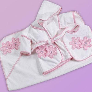 3-Piece Terry Set - Daisies