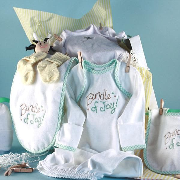 Baby Clothesline Gift (Neutral)