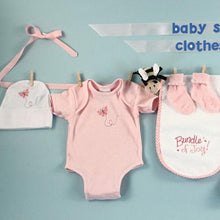 Load image into Gallery viewer, Baby Shower Clothesline (Pink)