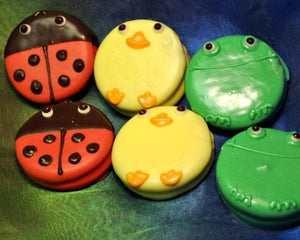 Critters Chocolate-Covered Oreo Favors
