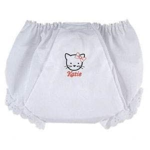 Kitty Cat Cutie Personalized Halloween Diaper Cover