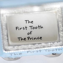 Load image into Gallery viewer, Little Prince First Tooth & Curl Treasure Box Set
