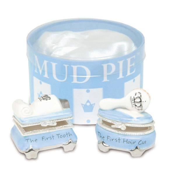 Little Prince First Tooth & Curl Treasure Box Set