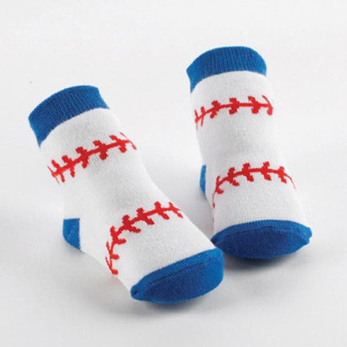 Boy Baseball Sock