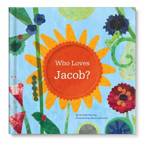 Who Loves Me? Personalized Book