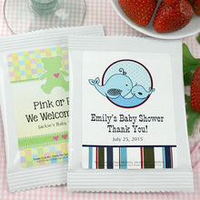 Load image into Gallery viewer, Personalized Baby Strawberry Daiquiri Favors (Many Designs Available)