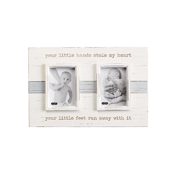 Your Little Hands Distressed Frame