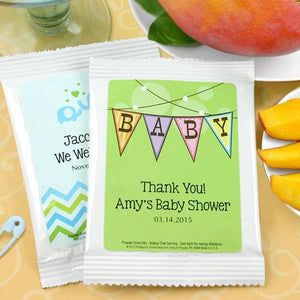 Personalized Baby Mango Margarita Favors (Many Designs Available)