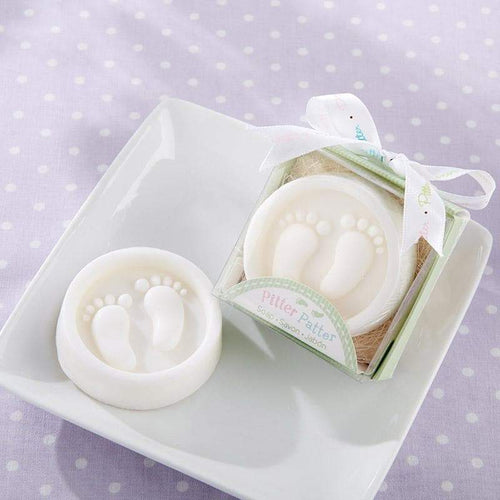 Pitter Patter Soap Favor