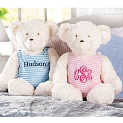Personalized Gifts for Baby: Teddy Bear
