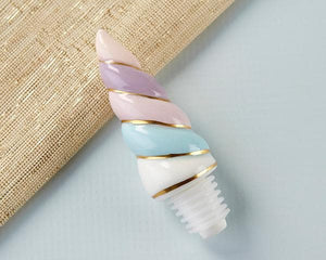 Unicorn Horn Bottle Stopper