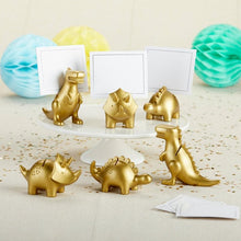 Load image into Gallery viewer, Dinosaur Place Card Holder (Set of 6)