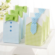Load image into Gallery viewer, My Little Man Candy Bags - Assorted (Set of 24) (Available Personalized)