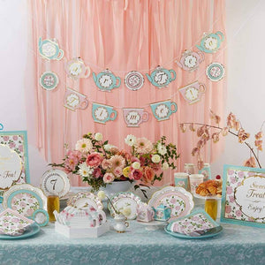 "Tea Time Whimsy ""Par-Tea"" Time Party Kit"