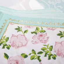 Load image into Gallery viewer, Tea Time Whimsy Napkins - Blue (Set of 30)