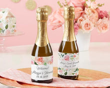 Load image into Gallery viewer, Personalized Mini Wine Bottle Labels - Brunch