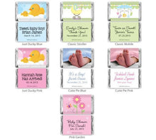 Load image into Gallery viewer, Personalized Baby Shower Hershey Miniatures (Many Designs Available)