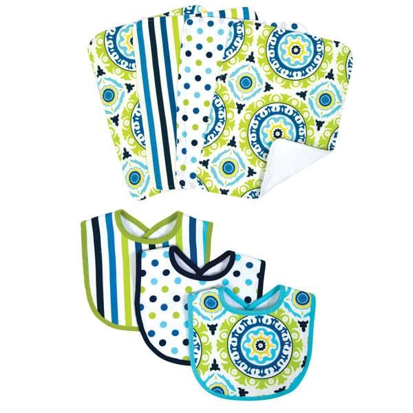 Solar Flair 7-Piece Mealtime Set