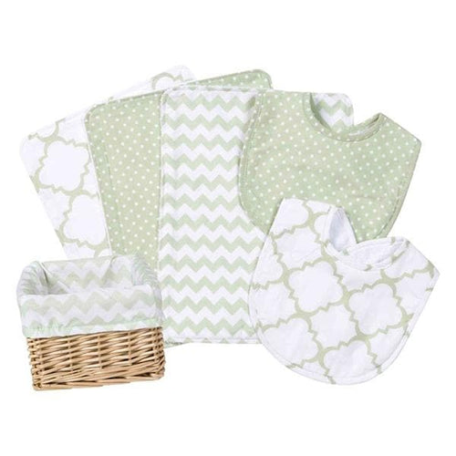7 Piece Feeding Gift Set (Multiple Colors Available)